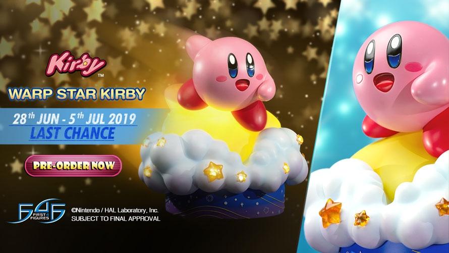 Last Chance – Warp Star Kirby