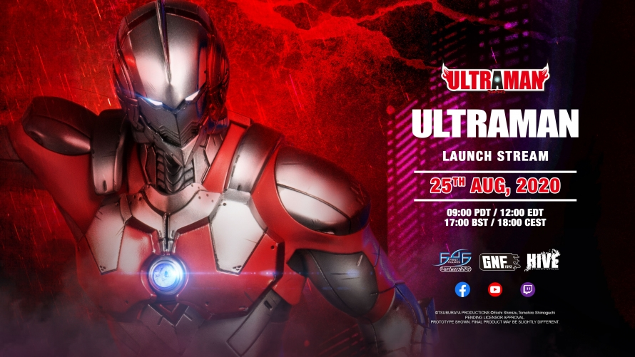 Ultraman – Ultraman Statue Launch Date Announced