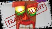 Teaser Alert: Aku Aku Life-Sized Mask