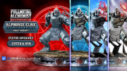 Alphonse Elric Launch & Giveaway