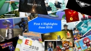 First 4 Highlights – June 2018 Issue