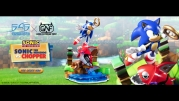F4F Partnerships: Sonic the Hedgehog vs. Chopper Diorama