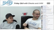 Recap: Friday Q&A with Chocks and A #50 (December 22, 2017)