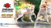 Shiranui Launch & Giveaway