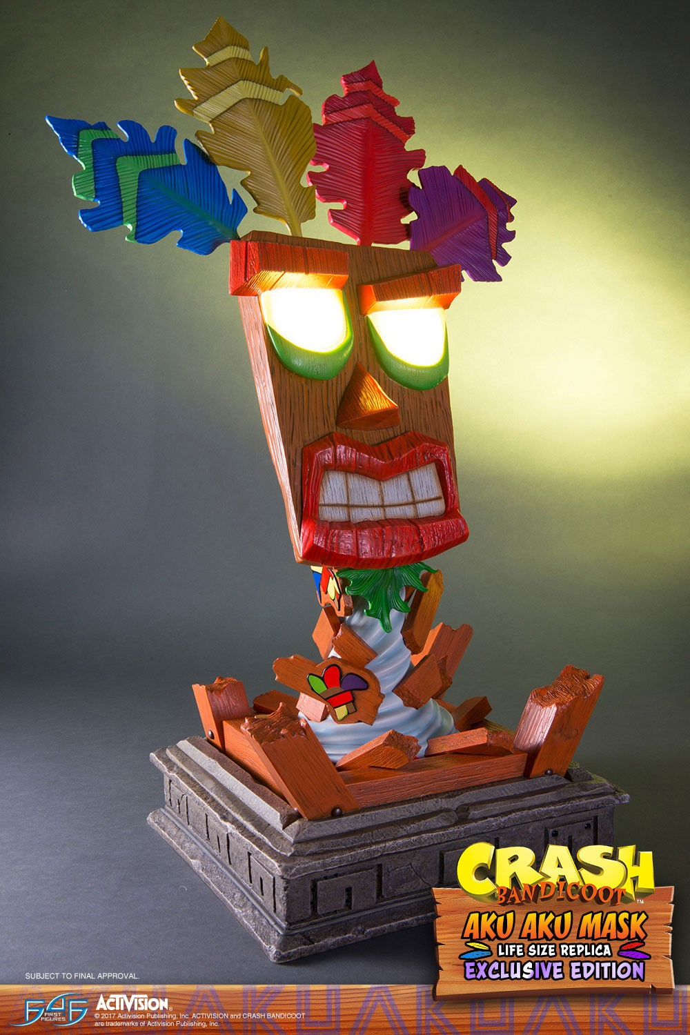 Aku Aku (Exclusive) Mask