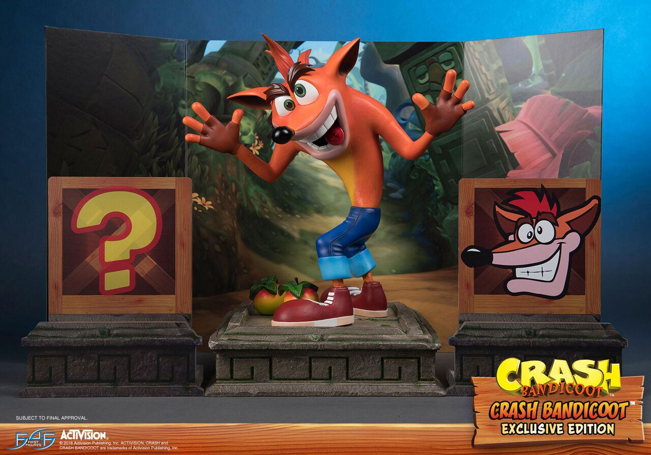Crash Bandicoot™ (Exclusive)