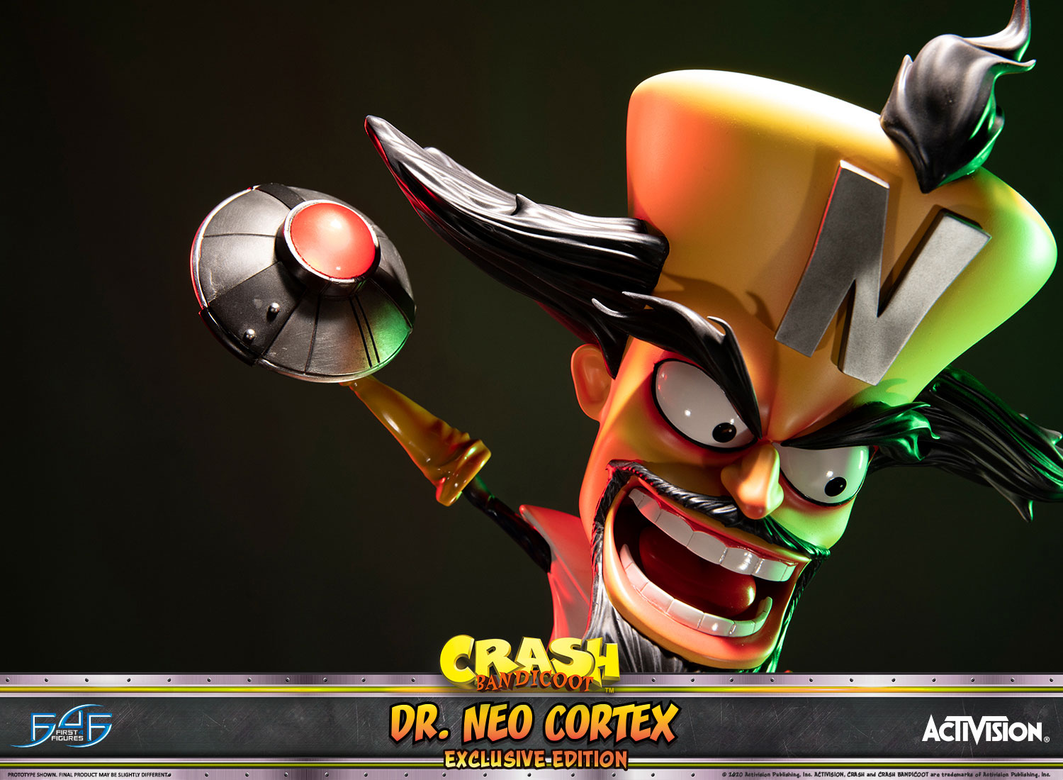 Dr. Neo Cortex (Exclusive Edition)