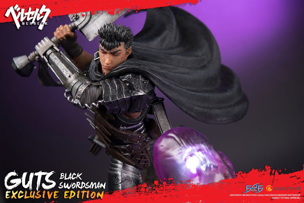 Guts: The Black Swordsman (Exclusive)