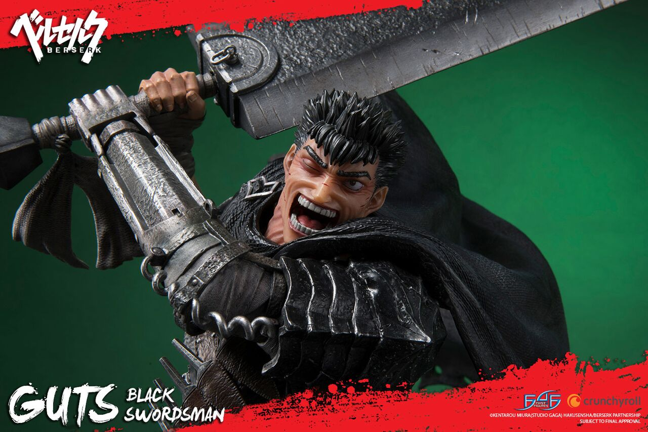 Guts: The Black Swordsman (Regular)