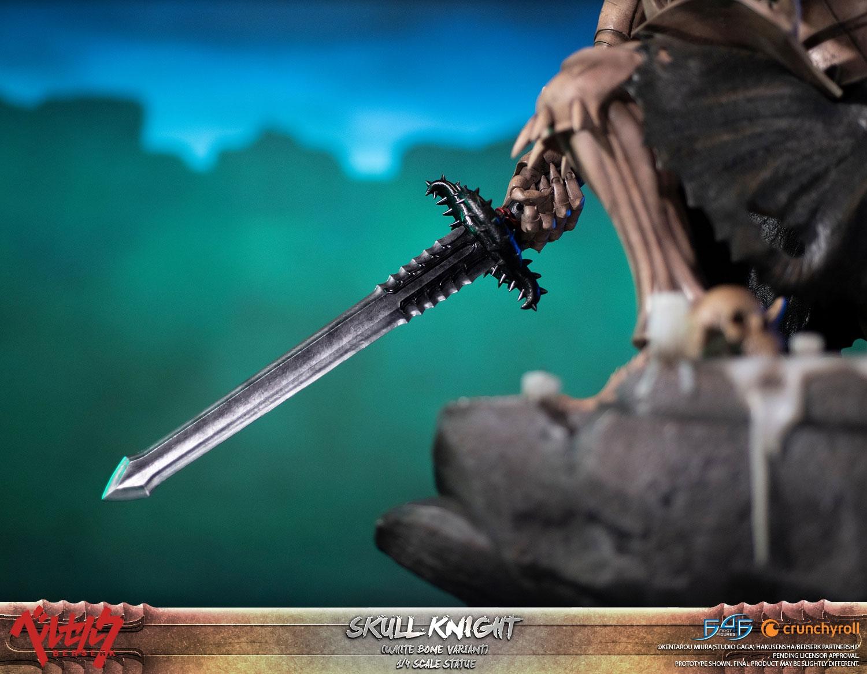 Skull Knight (Standard White Bone Variant)