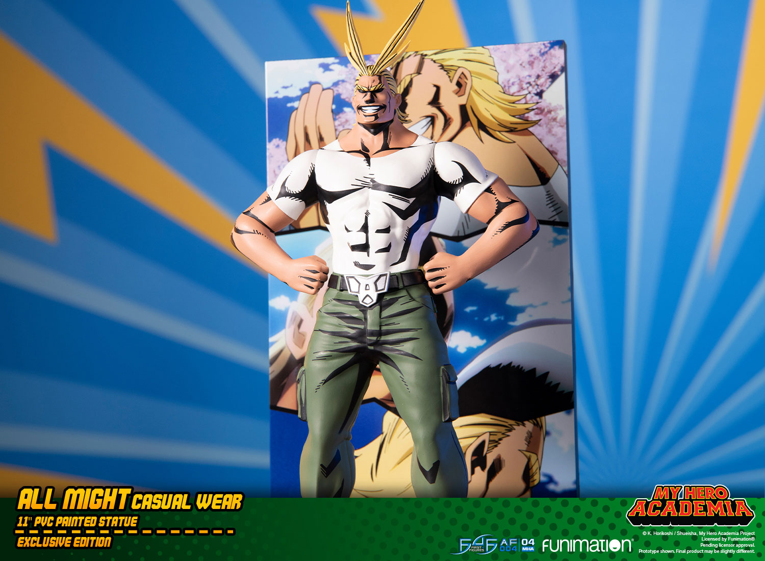 All Might: Casual Wear (Exclusive Edition)