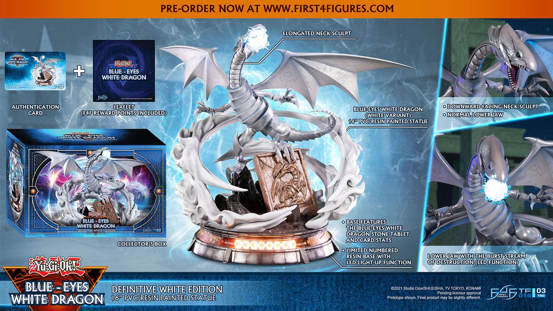 Blue-Eyes White Dragon (Definitive White Edition)
