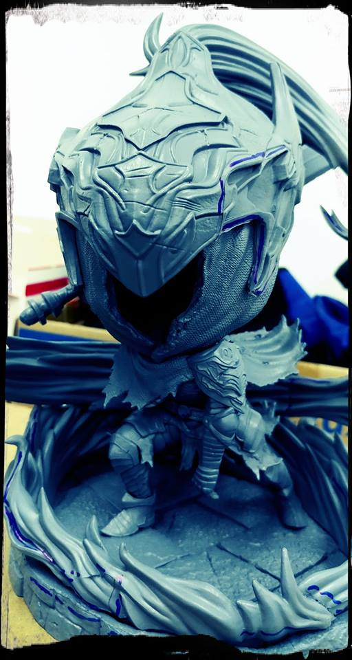 Artorias SD PVC Sample