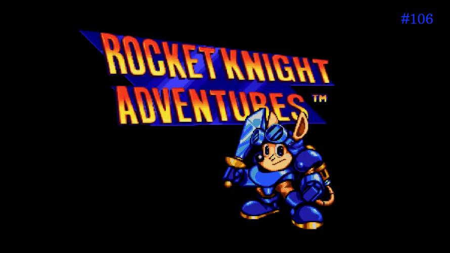 TT Poll #106: Rocket Knight Adventures