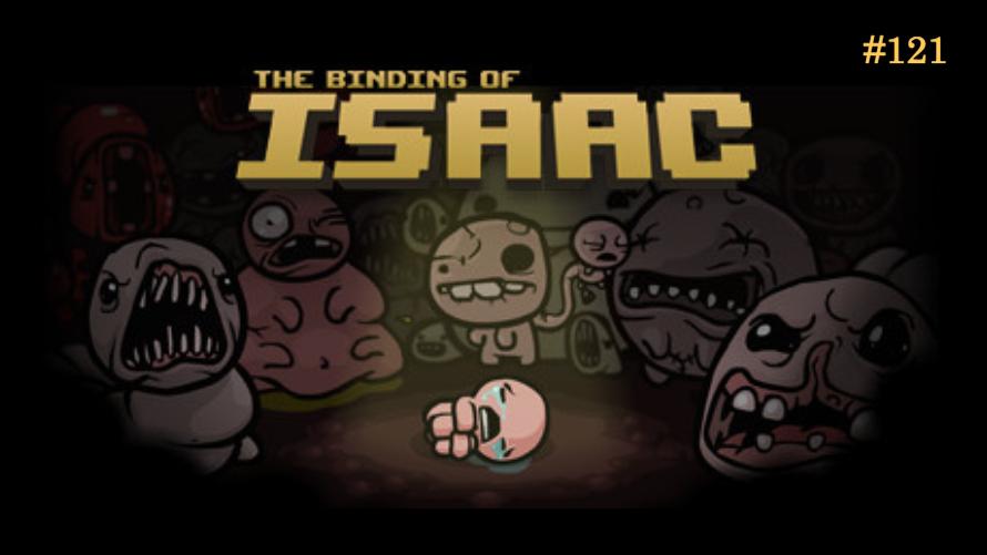 TT Poll #121: The Binding of Isaac