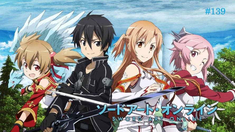 TT Poll #139: Sword Art Online