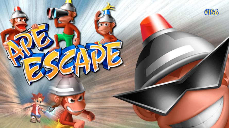 TT Poll #156: Ape Escape