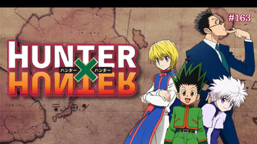 TT Poll #163: Hunter × Hunter