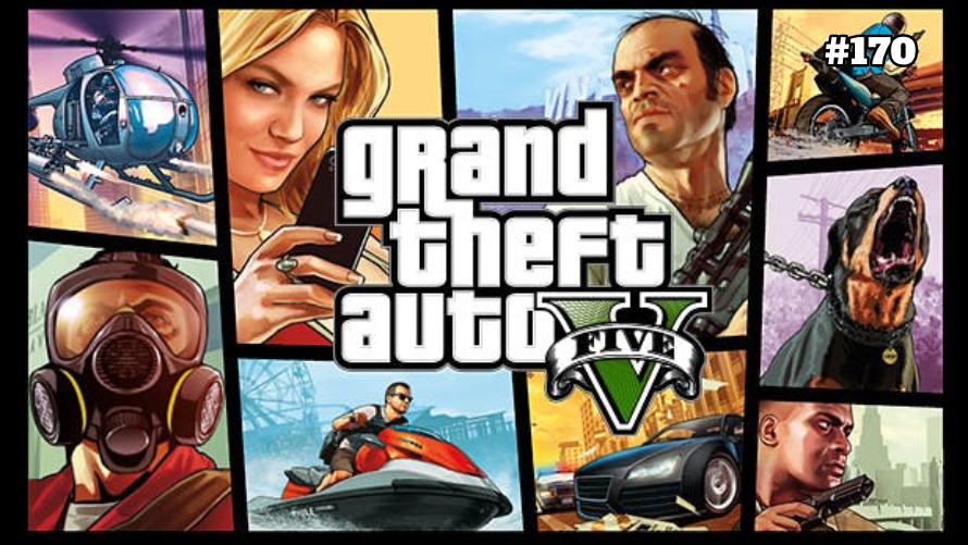 TT Poll #170: Grand Theft Auto V