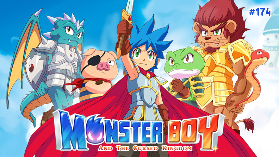 TT Poll #174: Monster Boy and the Cursed Kingdom