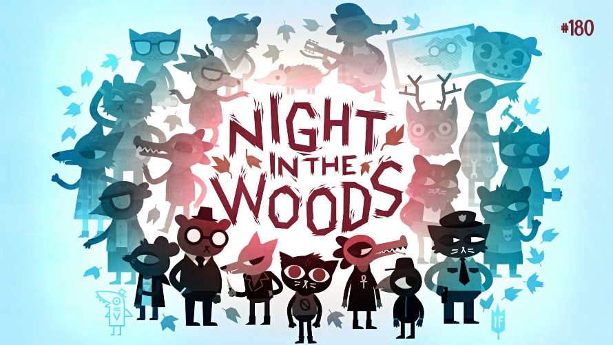 TT Poll #180: Night in the Woods