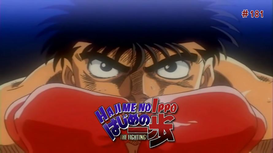 TT Poll #181: Hajime no Ippo