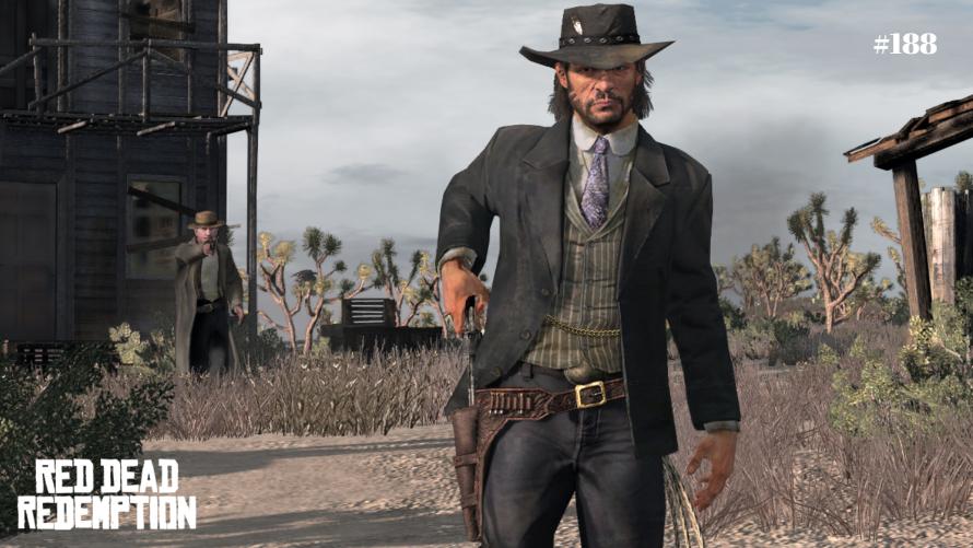 TT Poll #188: Red Dead Redemption