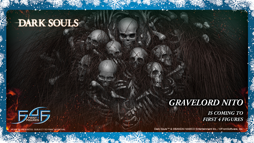 Gravelord Nito Is Coming to First 4 Figures
