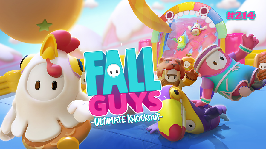 TT Poll #214: Fall Guys Ultimate Knockout