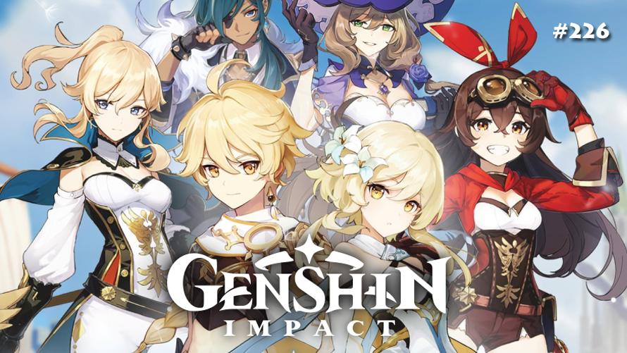 TT Poll #226: Genshin Impact
