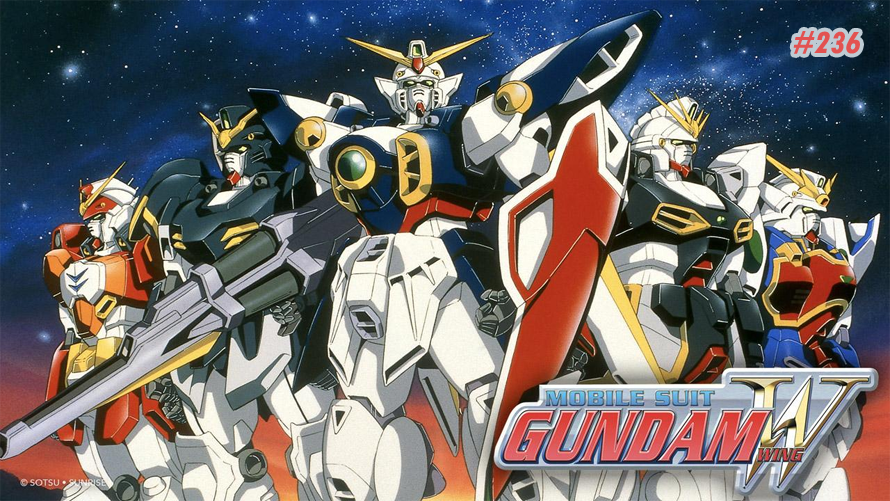 TT Poll #236: Mobile Suit Gundam Wing