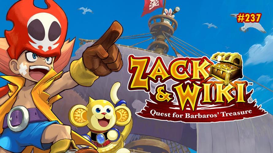TT Poll #237: Zack & Wiki: Quest for Barbaros' Treasure