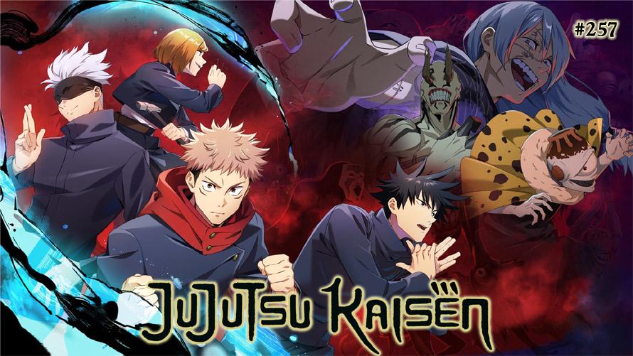 TT POLL #257: JUJUTSU KAISEN