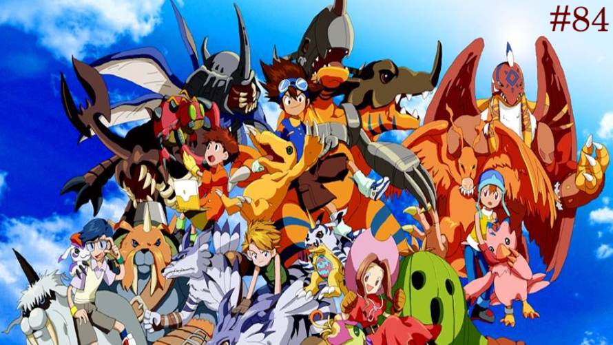 TT Poll #84: Digimon