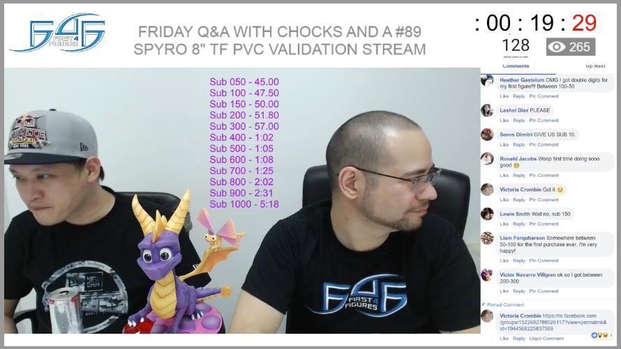Friday Q&A with Chocks and A #89