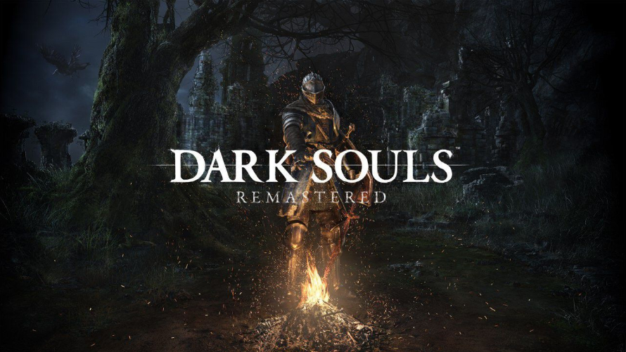 Dark Souls Remastered giveaway