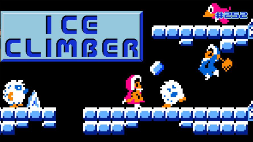 TT POLL #252: ICE CLIMBER