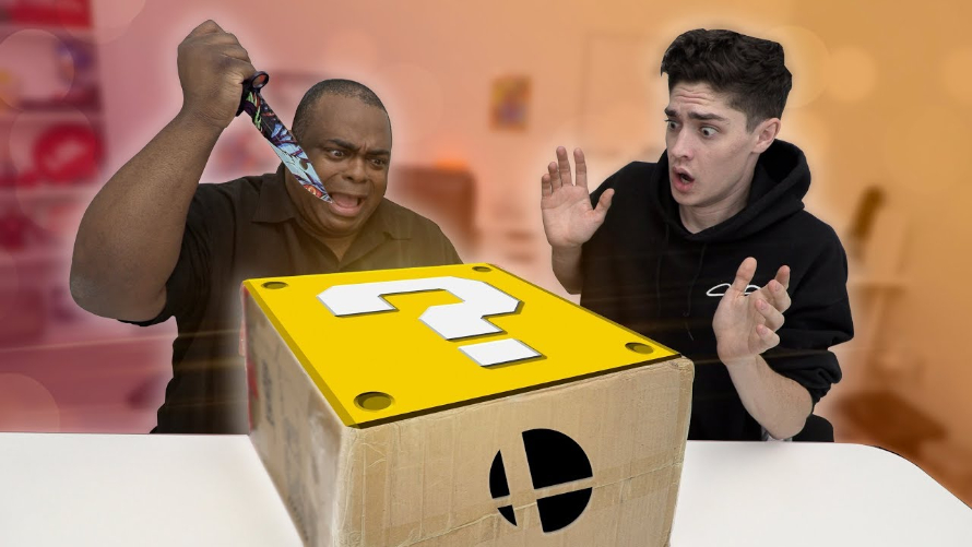 Mystery Unboxing by Lamarr Wilson