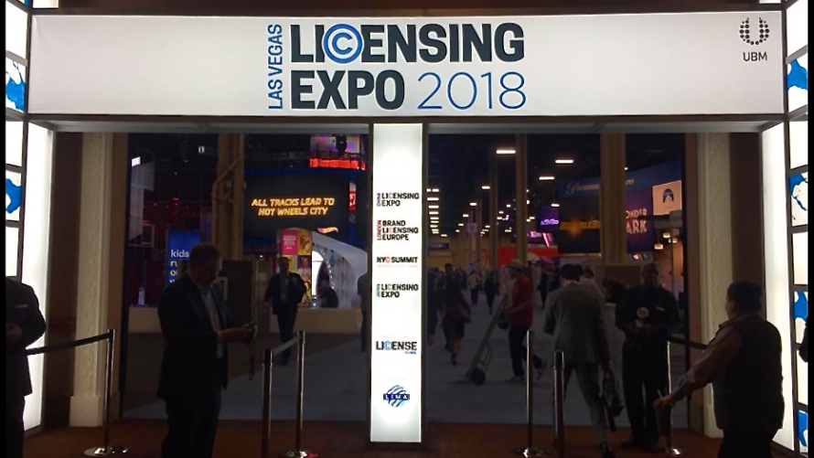 Las Vegas Licensing Expo 2018