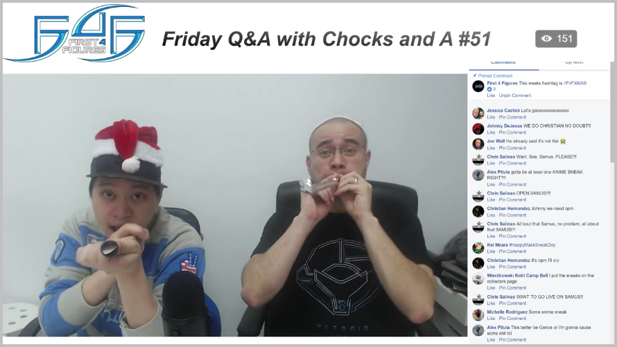 Recap: Friday Q&A with Chocks and A #51 (December 29, 2017)