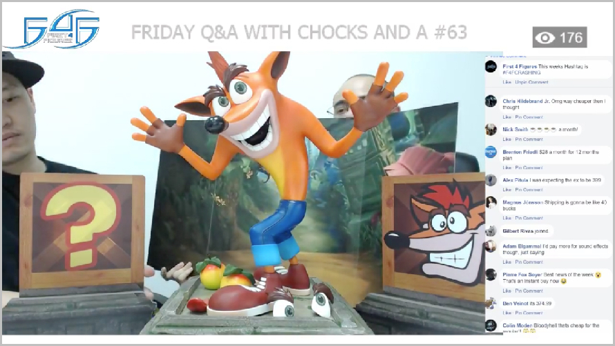 Recap: Friday Q&A with Chocks and A #63 (March 23, 2018)