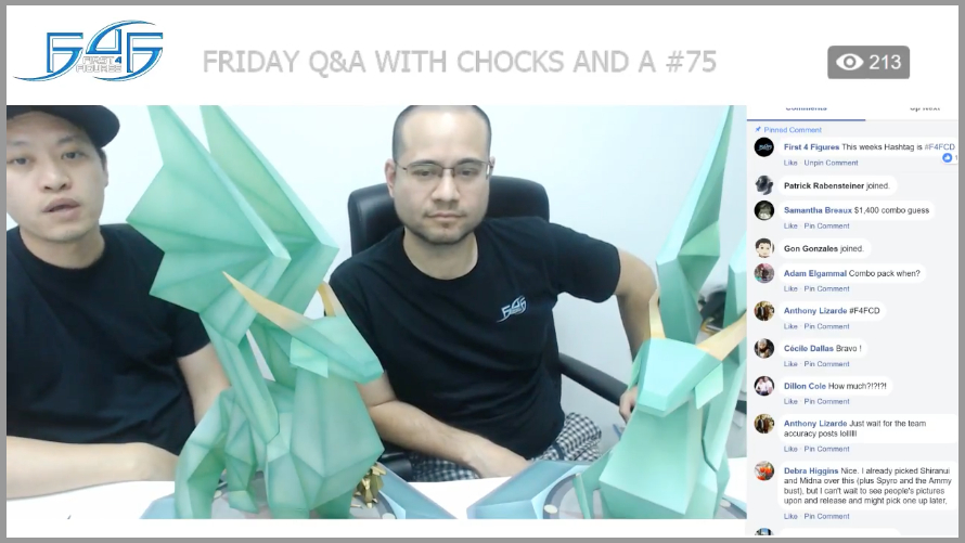 Recap: Friday Q&A with Chocks and A #75 (June 22, 2018)