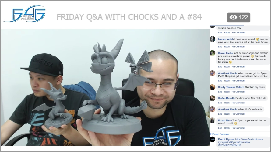 Recap: Friday Q&A with Chocks and A #84 (August 31, 2018)
