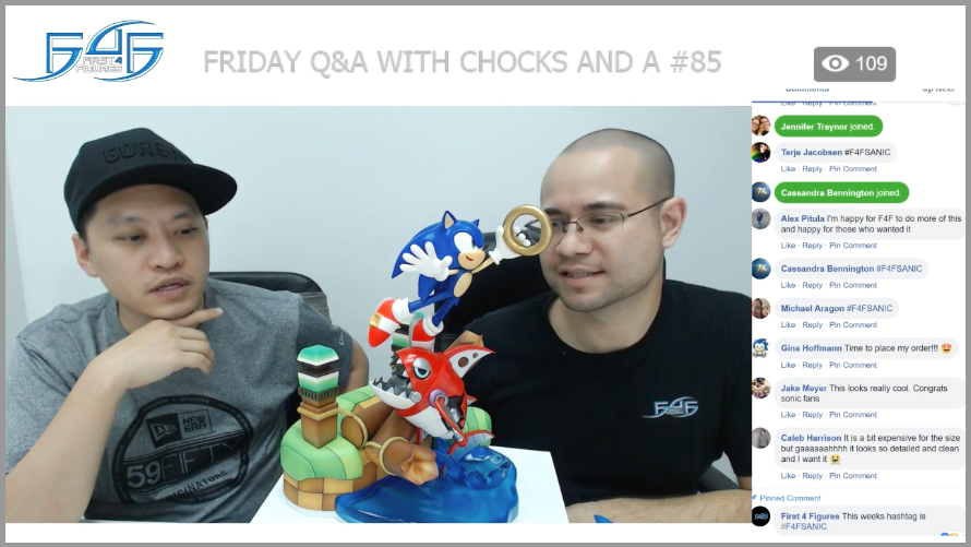 Recap: Friday Q&A with Chocks and A #85 (September 7, 2018)