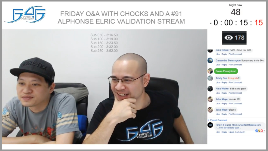 Friday Q&A with Chocks and A #91