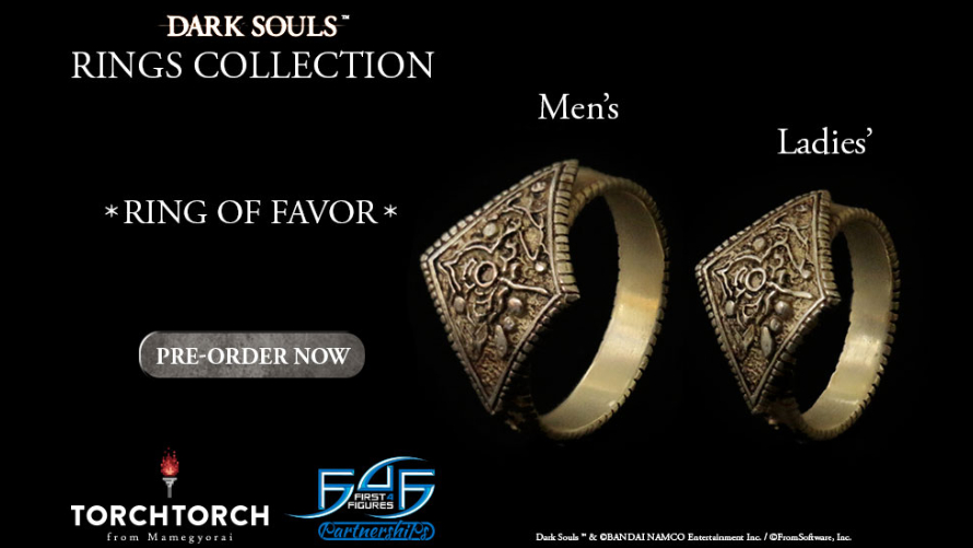 Ring of Favor Pre-Order