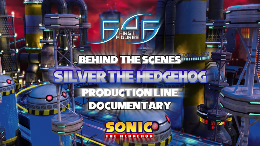 Silver the Hedgehog Production Video