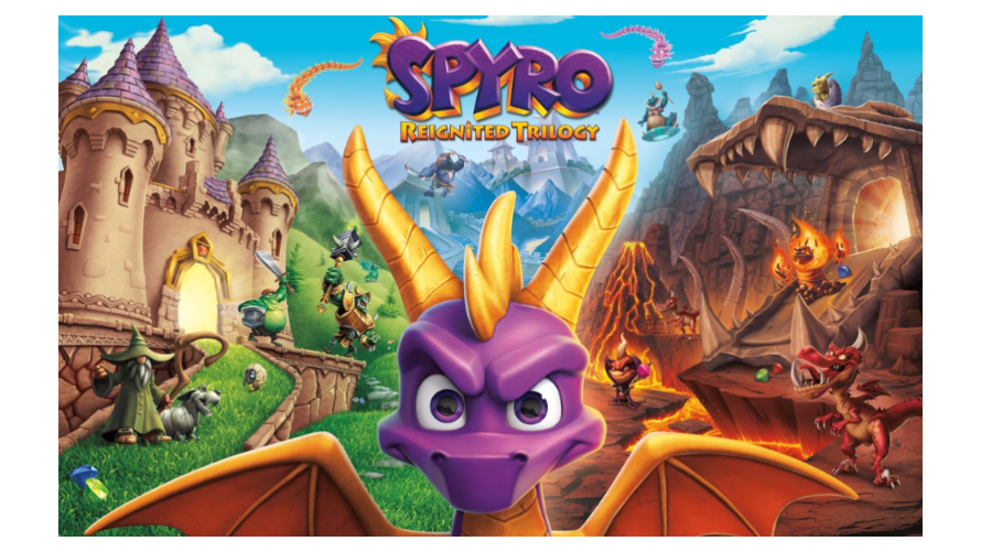 Spyro™ Reignited Trilogy giveaway