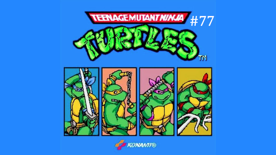 TT Poll #77: Teenage Mutant Ninja Turtles