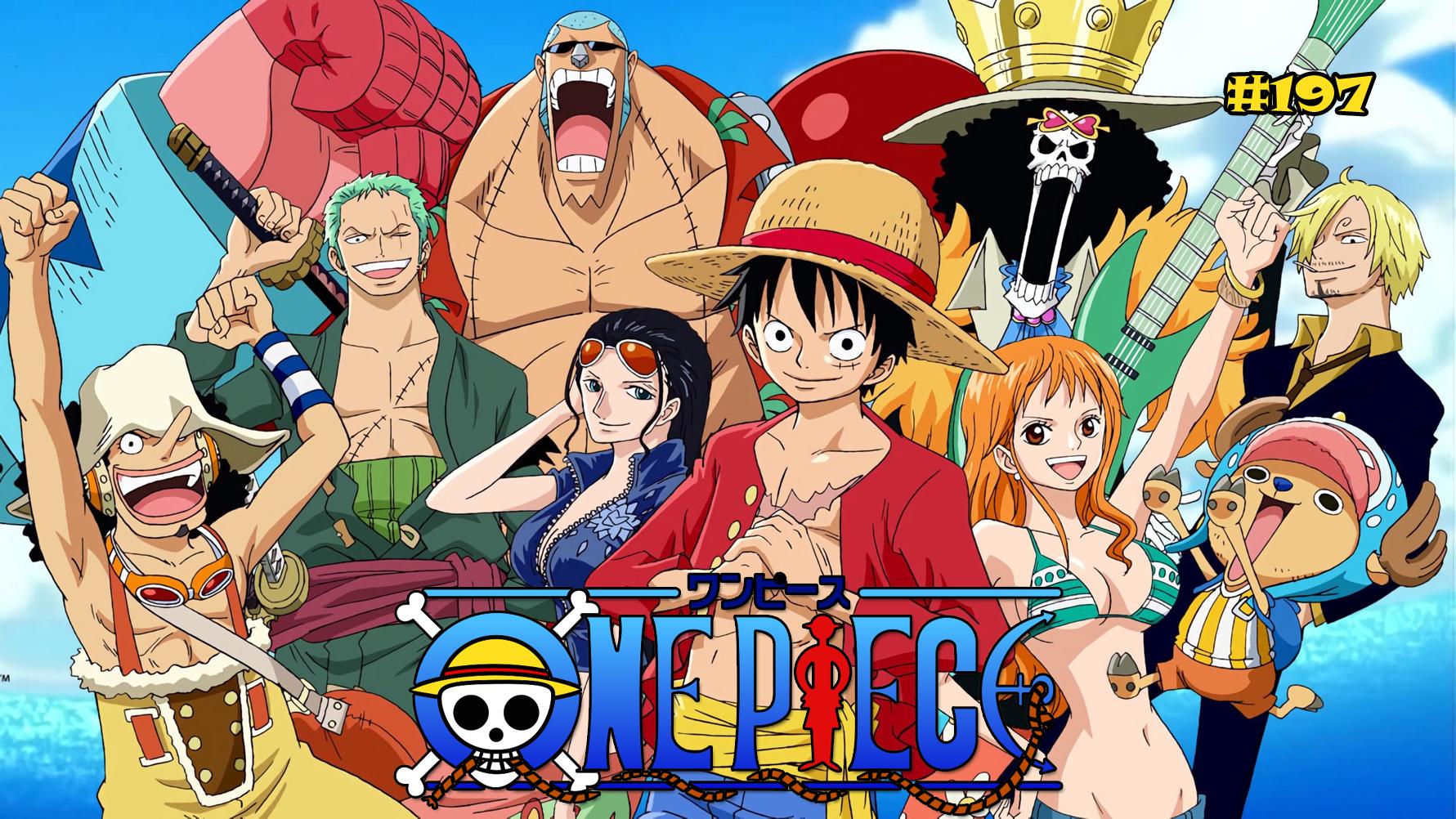 TT Poll #197: One Piece